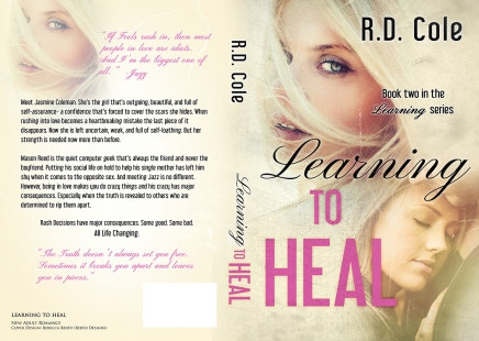 Learning to Heal - RD Cole - PB - low res