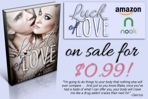 Luck of Love 99cents ad