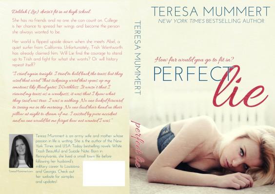 Perfect Lie - Teresa Mummert - PB - for FB