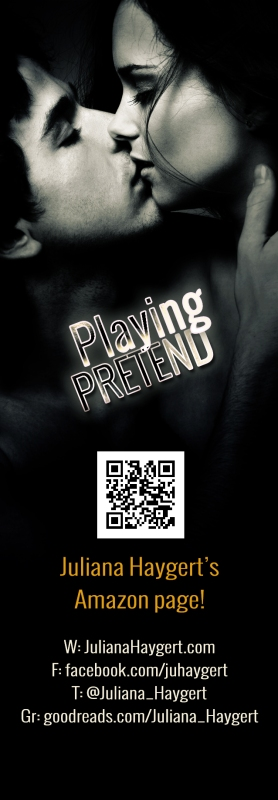 Playing Pretend - bookmark - back-web