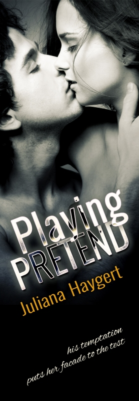Playing Pretend - bookmark - front-web