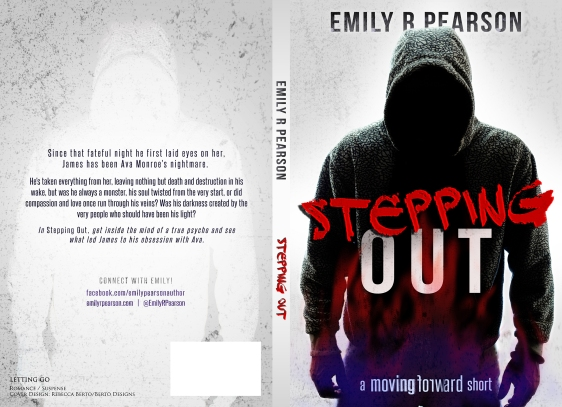 Stepping Out - Emily R Pearson - PB